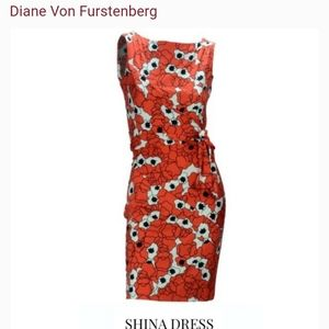 Dvf Shina dress size 0
